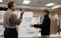 Testing Limits: Research Students Advance to Regional Fair