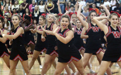 Cheerleaders Prepare for Changes in Upcoming Tryouts