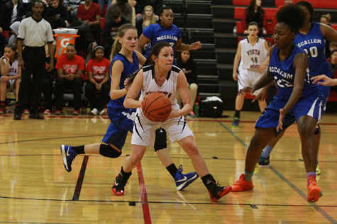 Lady Ranger Basketball Season Comes to an End