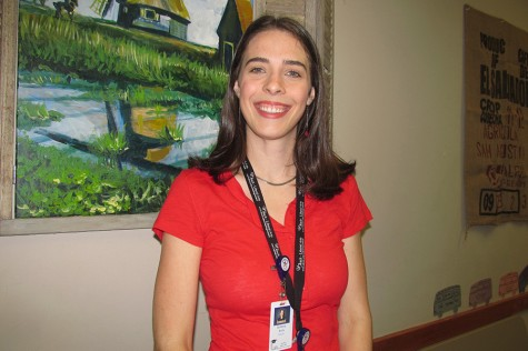 New Teacher Feature: Mrs. Avila