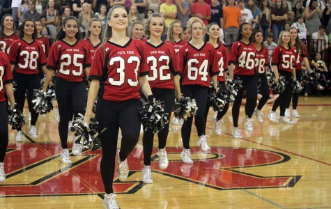 Star Steppers Finish Three-Day Auditions Today