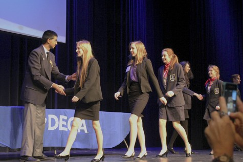DECA Teams Move on to State Competition Next Week
