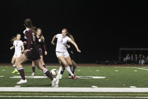 Varsity Girls Soccer Eyes Post-Season