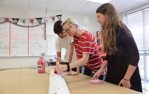 Art club promotes creative expression after school Tuesdays