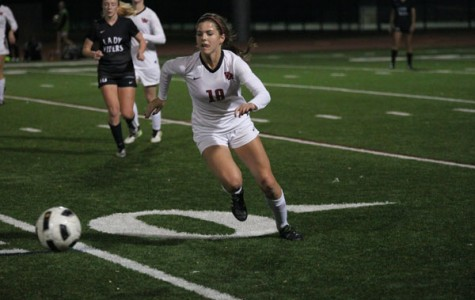 Girls soccer lose heart-breaker to local rival