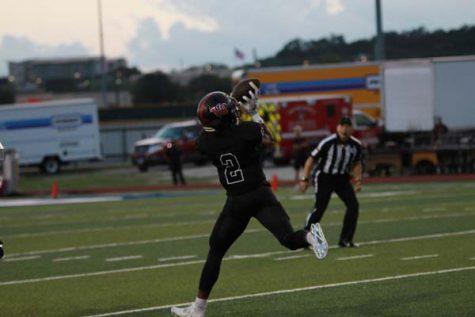 Varsity football starts season off with bang