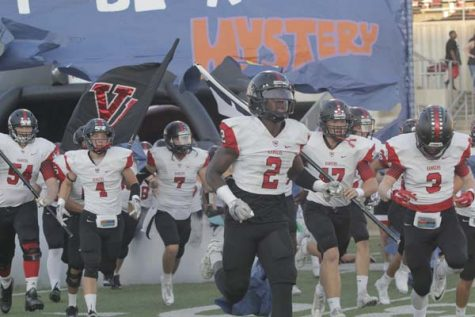 Varsity team's hopes remain high for homecoming