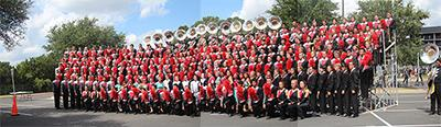 BOA Competition: Band Takes Sixth Place