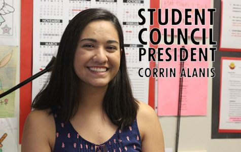 New Leader Rises for Student Council