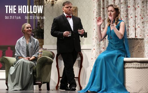 'The Hollow' murder mystery runs this weekend