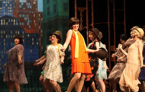 Thoroughly Modern Millie opens tonight