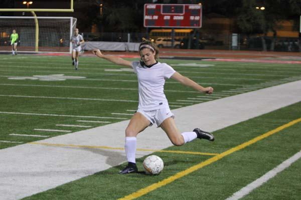 Girls soccer preps for Hays after 0-2 loss to Vandegrift