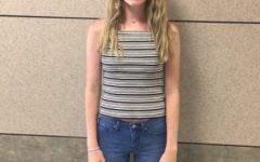 Senior Spotlight: Cassandra Long