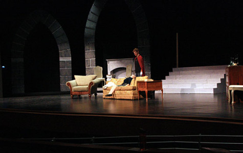 Theater Presents Dracula Oct. 25-27