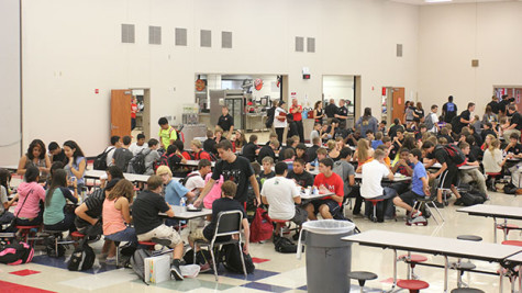 Cafeteria Confusion: New Federal Mandate Changes School ...