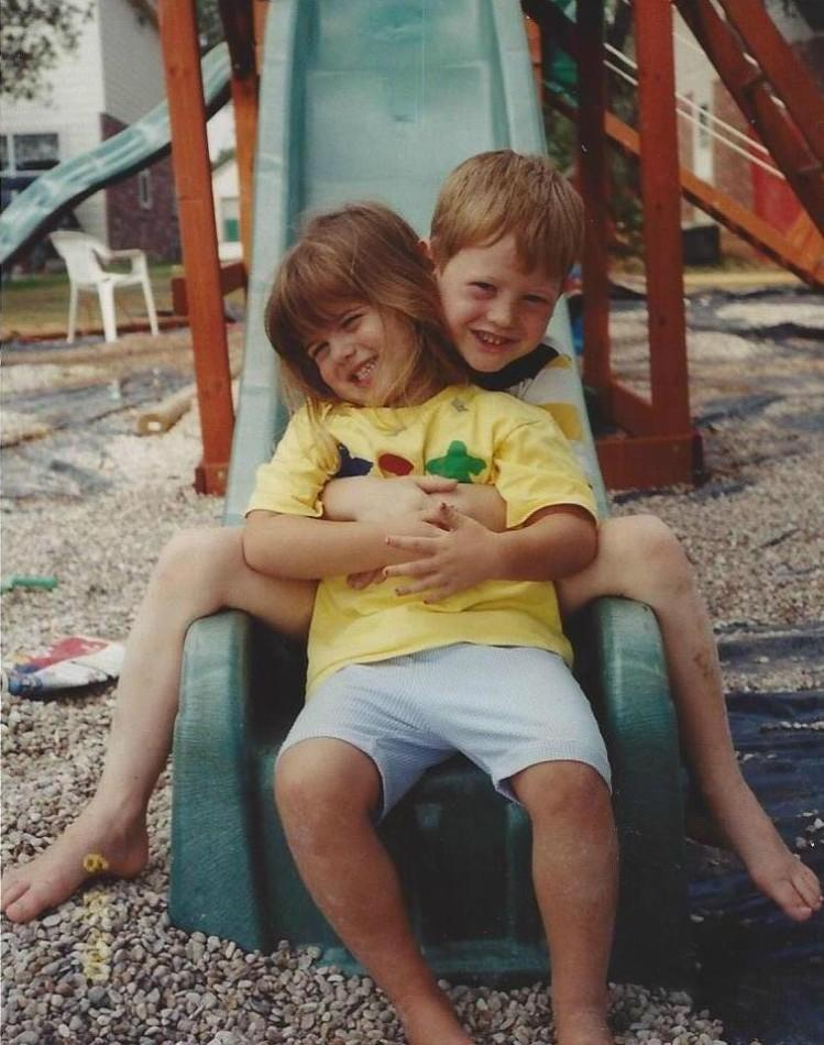 Sibling Rivalry: Cassie and Jeb Brawner