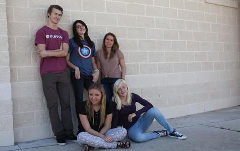 Exchange Students 2012