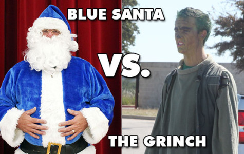 Blue Santa: Welcome to Whoville