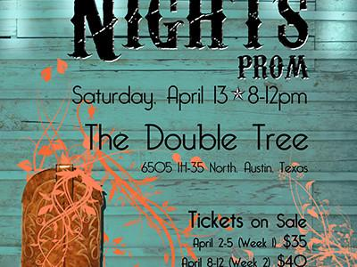 A Country Night: Prom April 13