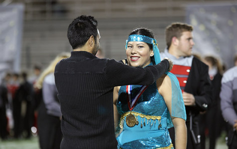Band Receives Medals for Winning Third in State