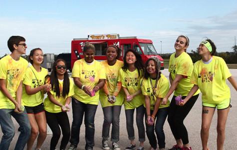 HOSA Volunteers in Community