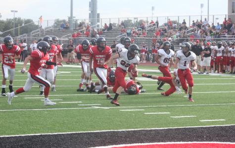 JV Football vs. Eastview 9/25