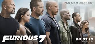Furious 7 Drives Up Ticket Sales