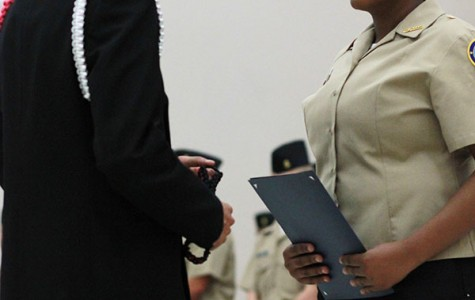 NJROTC Establishes New Cadet Award
