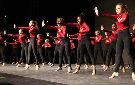 Fall dance showcase