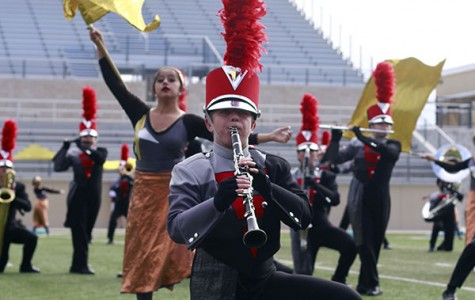 Band finishes fourth in state with stellar performance of 'Orion'