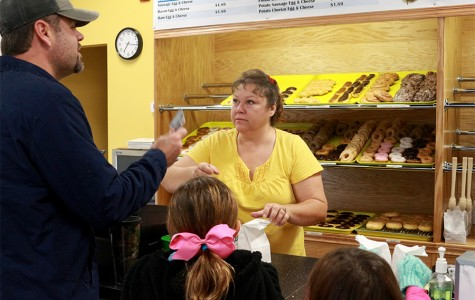 Business Booms at Vista Donuts