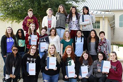 Yearbook Wins National Award