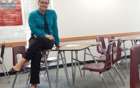 Teacher Feature: Jentry Vines