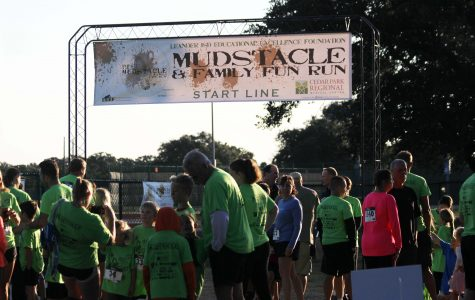 LEEF Mudstacle & Family Adventure Run
