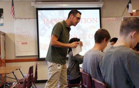 History Teacher Brings Civil War to Life
