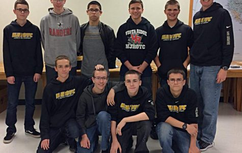 Air Rifle team wins fourth in State
