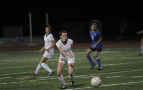Girls Soccer shuts out Lehman