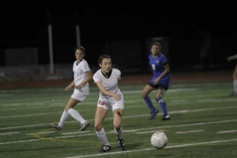 Girls soccer preps for Hays after 0-2 loss to Vandegrift