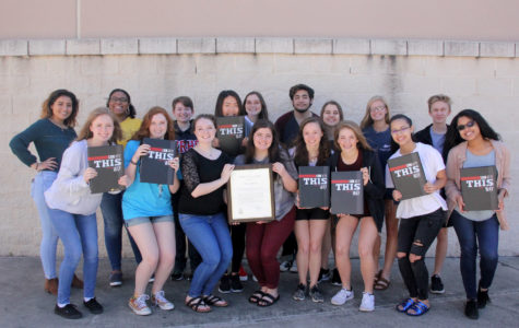 Yearbook Wins Top National Award