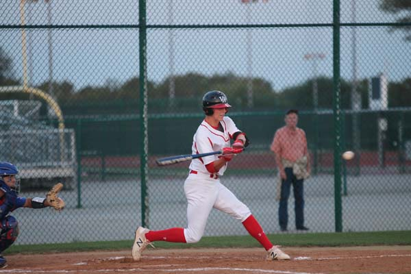 Baseball sweeps Westlake, playoffs tomorrow