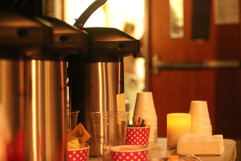 A Look Inside Coffeehouse
