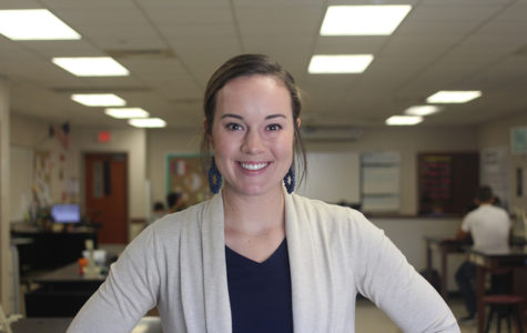 New Teacher Q&A: Shelby Stephans