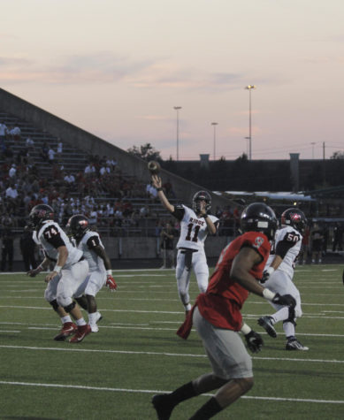 Under the Lights: Varsity Athlete Plays Three Sports