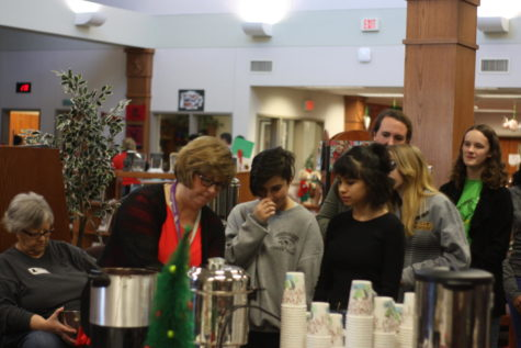 More than 400 students participate in 15th annual science fair