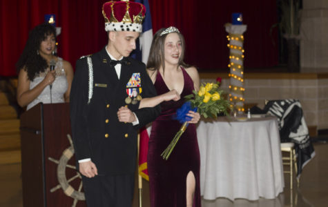 NJROTC Hosts Military Ball Feb. 17