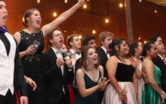 Upperclassmen Attend Prom On May 5 at Hyatt
