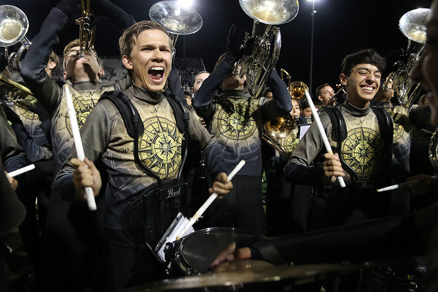 Lost and Found: Ranger Band Find Themselves Area Champions, Headed to State