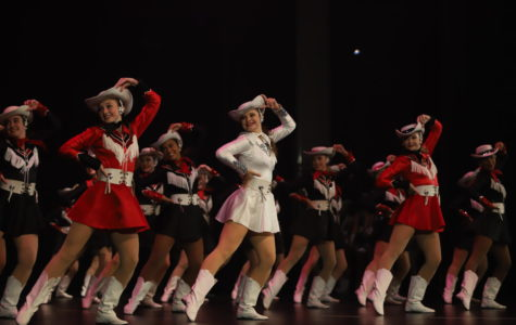 Drill team looks for new members to join