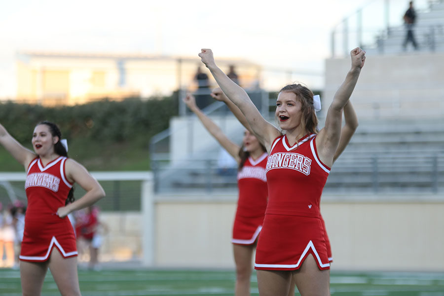 Cheer Heads to Fort Worth to compete in UIL on Jan. 17
