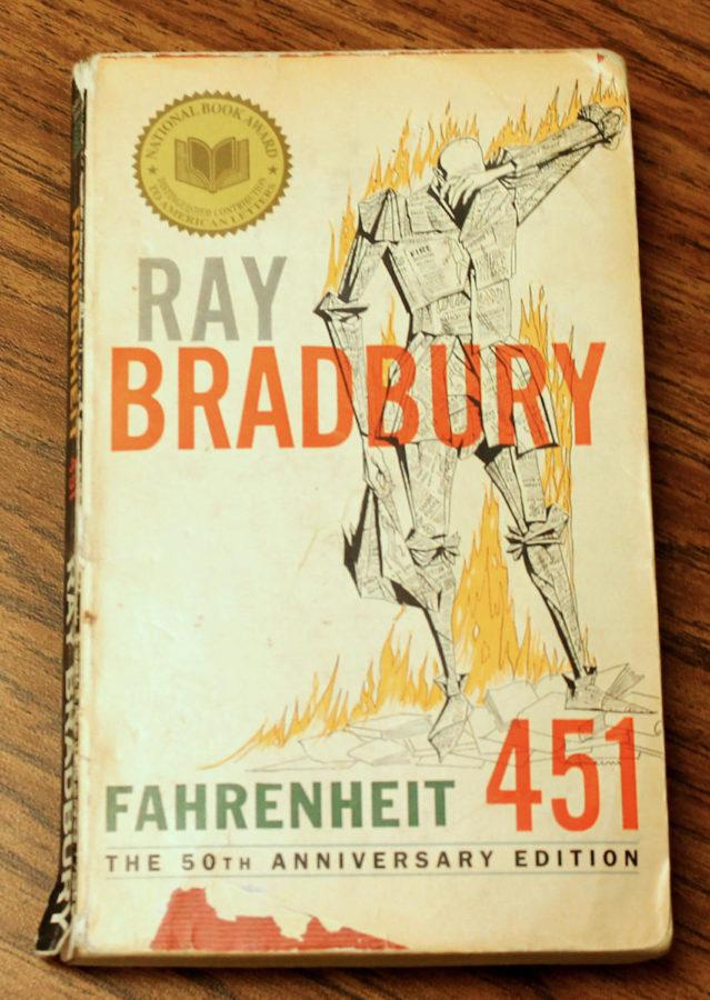 Reading at the Ridge: Fahrenheit 451
